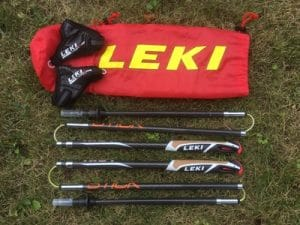 Leki TrailStick sac de transport