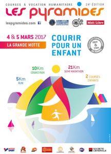 Semi-Marathon des Pyramides 2017 @ La Grande Motte | La Grande-Motte | Occitanie | France