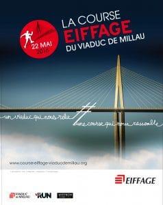Course Eiffage du Viaduc de Millau 2018 @ Millau | Millau | Occitanie | France