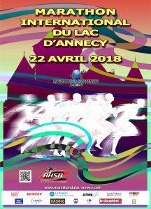 Semi-Marathon du Lac d'Annecy 2018 @ Annecy | Annecy | Auvergne-Rhône-Alpes | France