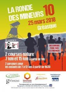 La Ronde des Mineurs 2018 @ Gréasque | Gréasque | Provence-Alpes-Côte d'Azur | France