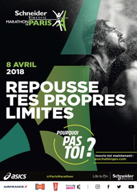 Marathon de Paris 2019 @ Paris | Paris | Île-de-France | France