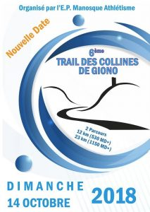 Trail des Collines de Giono 2018 @ Manosque | Manosque | Provence-Alpes-Côte d'Azur | France