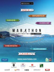 Marathon des Alpes Maritimes - Nice Cannes 2019 @ Nice