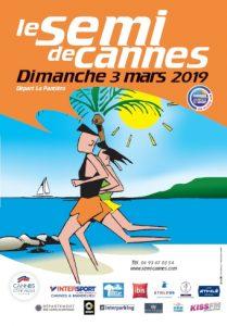 Semi-Marathon de Cannes 2019 @ Cannes