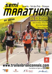Semi-Marathon Névache-Briançon 2019 @ Briançon