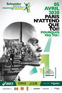 Marathon de Paris 2020 @ PARIS