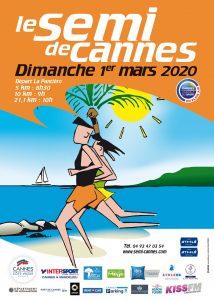 Semi-Marathon de Cannes 2020 (annulé Covid-19) @ Cannes