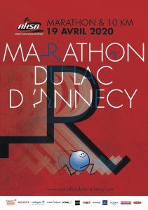 Marathon d'Annecy 2020 @ Annecy