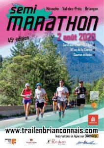 Semi-Marathon Névache-Briançon 2020 @ Briançon