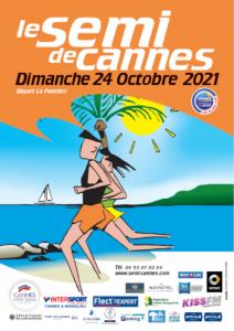 Semi-Marathon de Cannes 2021 @ CANNES
